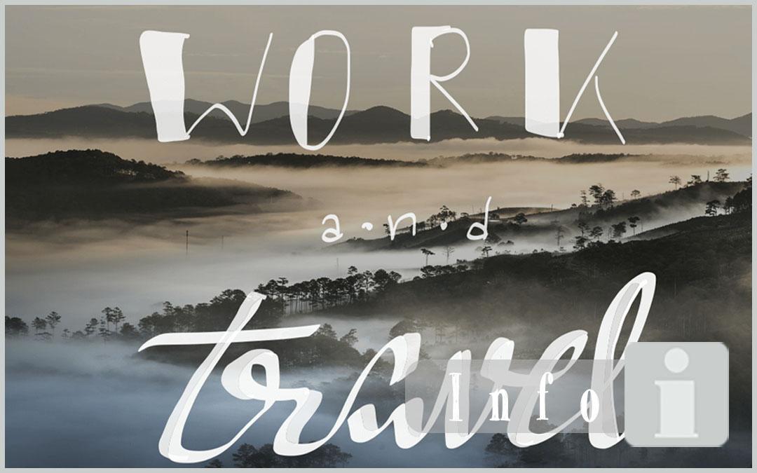 Workingholiday – 6 bis 12 Monate Reisen und Arbeiten im Ausland