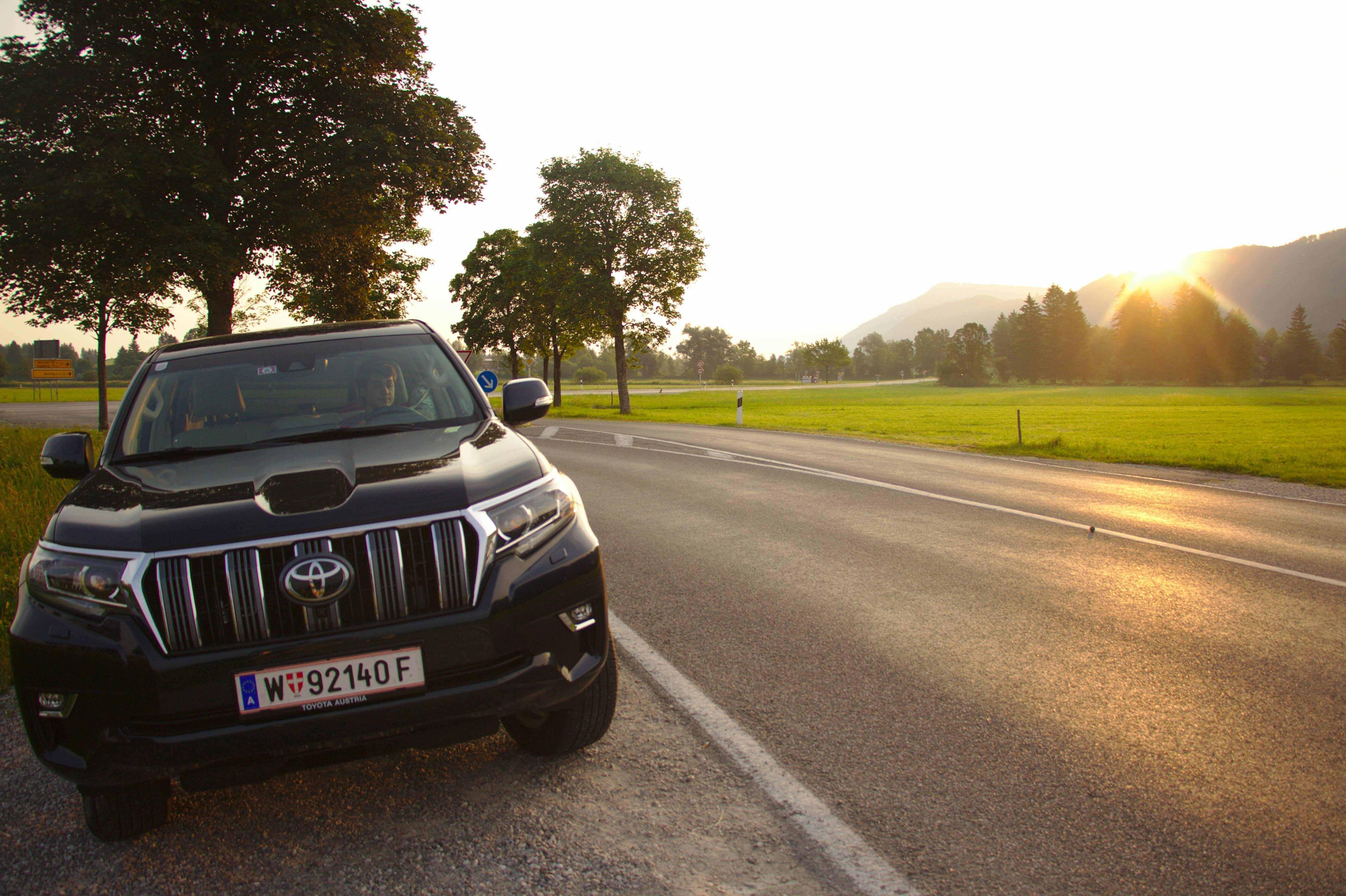 , Roadtrip durch Süddeutschland mit Toyota Land Cruiser, Travelguide.at