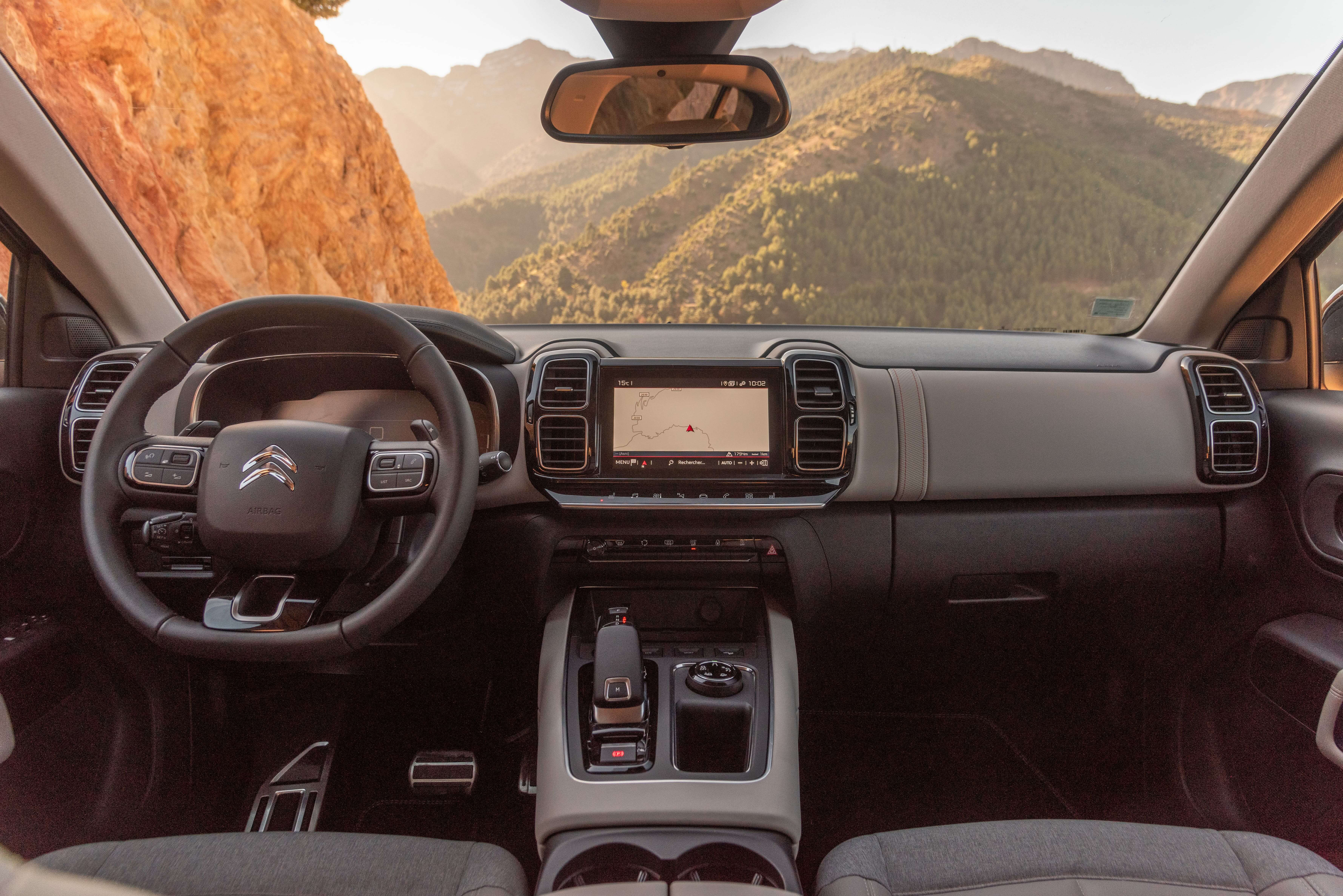, Test: Citroën C5 Aircross 2019, Travelguide.at