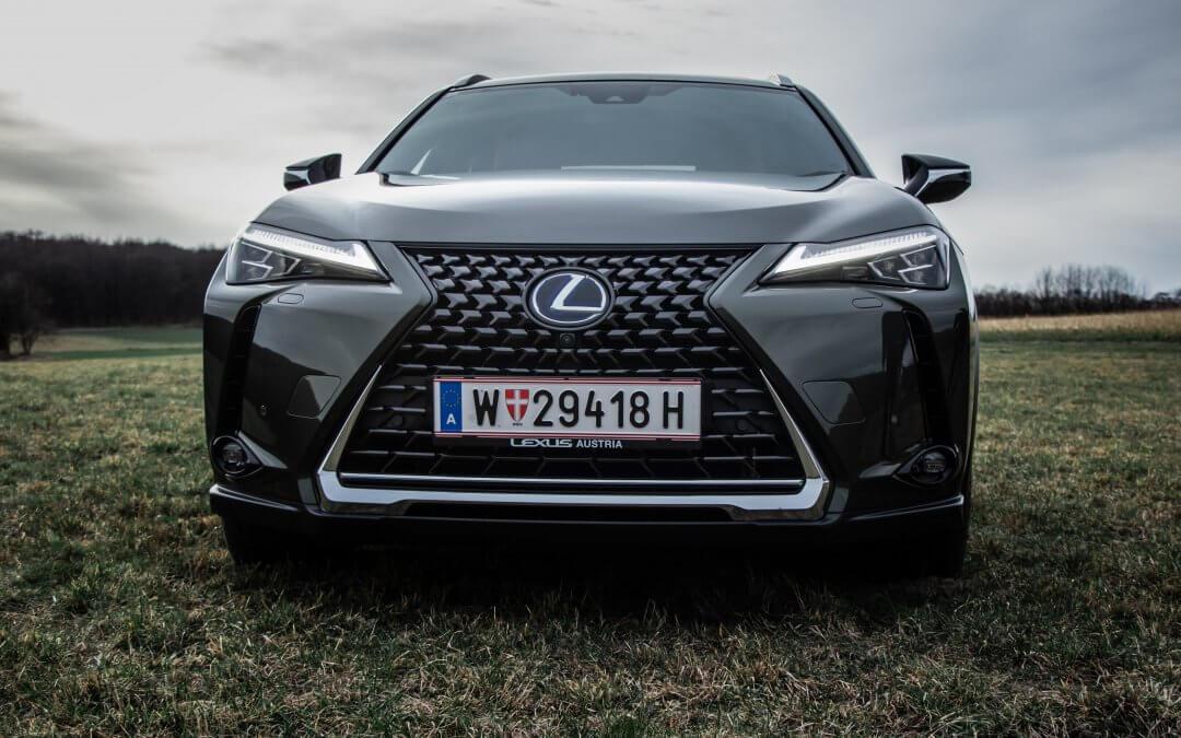 Test: Lexus UX 250h    | 2020