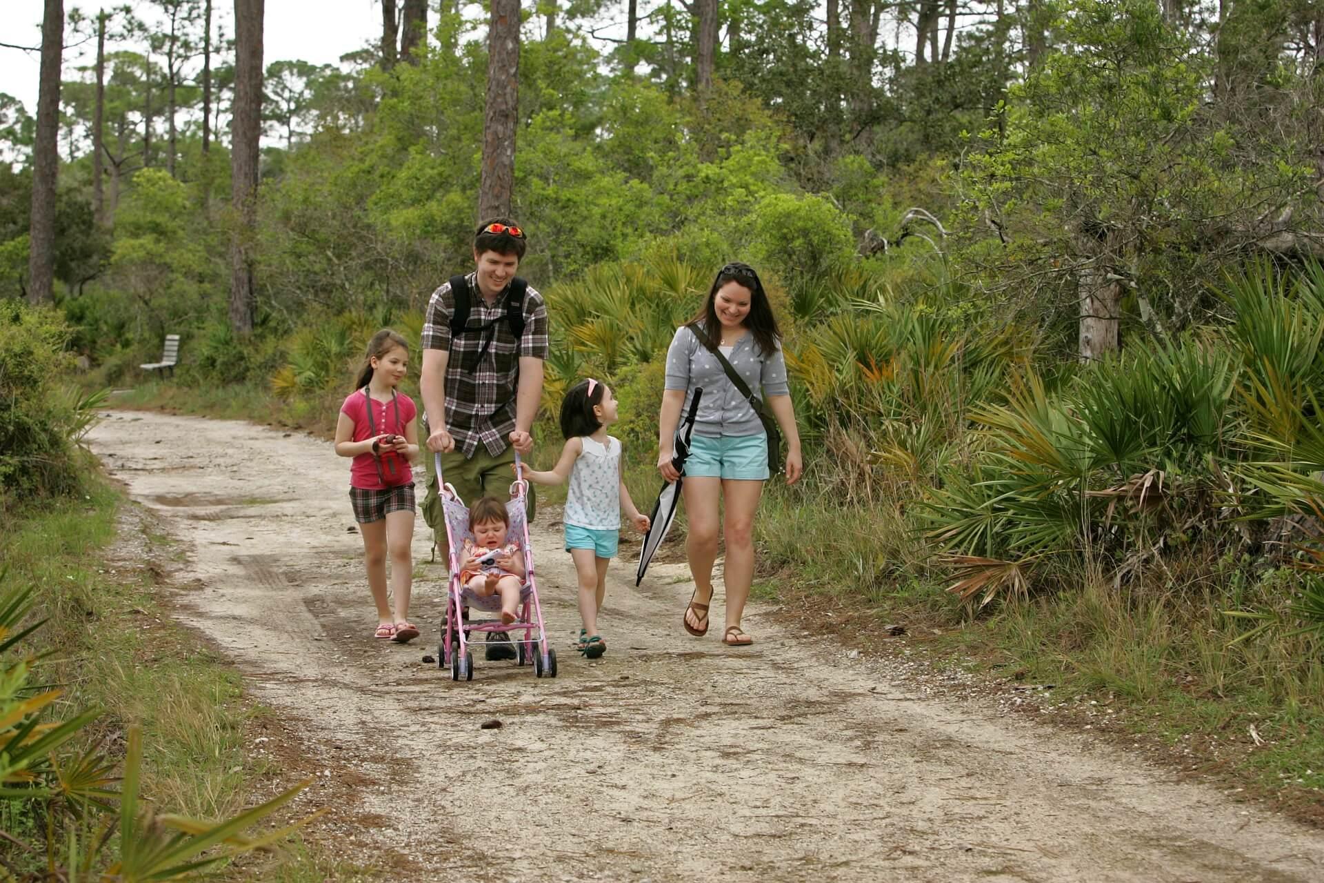 , Wanderungen für Familien – dem Alltag entkommen, Travelguide.at