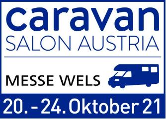 , Caravan Salon Austria Messe Wels | 20. – 24.10, Travelguide.at